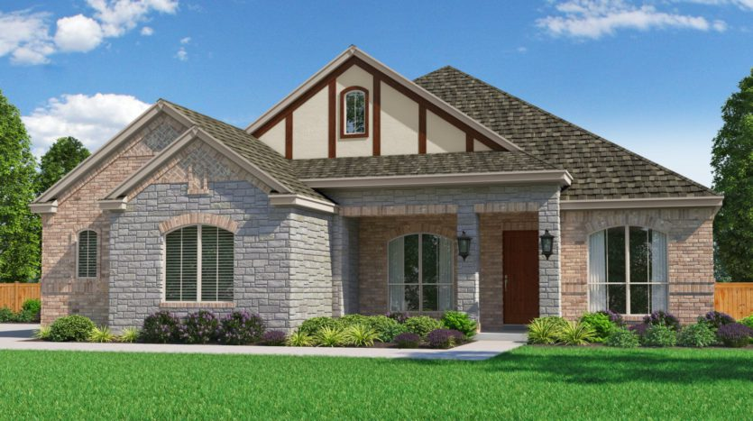 Pacesetter Homes Texas Gideon Grove subdivision 798 Featherstone Drive Rockwall TX 75087