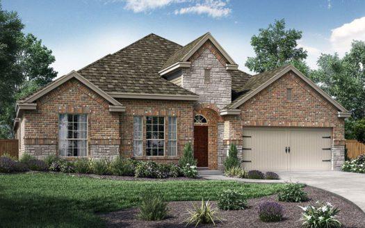Pacesetter Homes Texas Woodridge subdivision 290 Wilmette Avenue Oak Point TX 75068