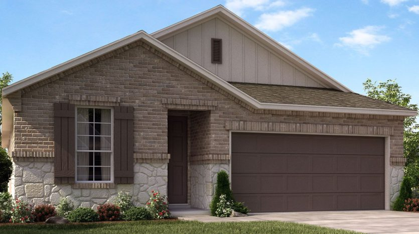 Meritage Homes Ranch Park Village - Texana Series subdivision 4141 Ranchero Drive Sachse TX 75048