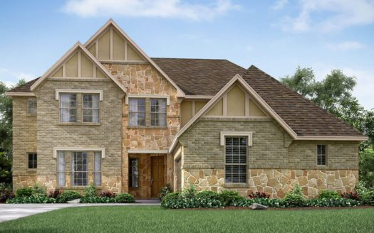 Meritage Homes Hills at Legacy - Highland Series subdivision 880 Speargrass Lane Prosper TX 75078