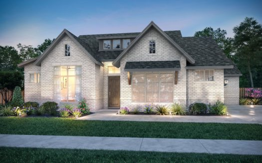 Southgate Homes Lakes of Argyle subdivision 215 Stirling Drive Argyle TX 76226