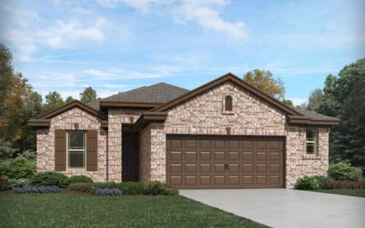 Meritage Homes ArrowBrooke - Reserve Series subdivision 1829 Settlement Way Aubrey TX 76227