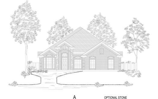 Gallery Custom Homes Woodbridge Estates subdivision 3310 Stillwater Drive Wylie TX 75098