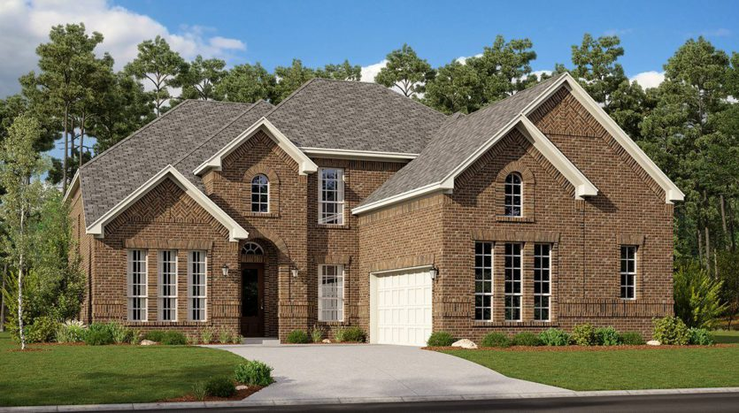 Village Builders Stoney Creek subdivision 329 Redstone Drive Sunnyvale TX 75182