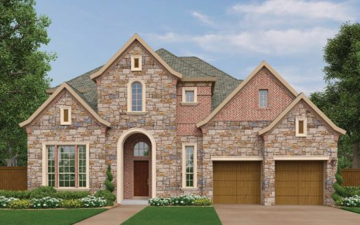 Village Builders Phillips Creek Ranch 66' subdivision 7070 Coulter Lake Road Frisco TX 75036