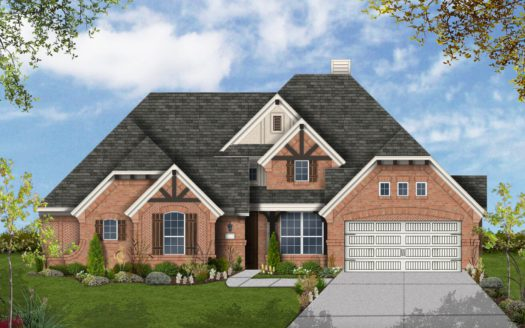 Coventry Homes Wildridge 70' Homesites subdivision 9701 Rubicon Trail Oak Point TX 75068