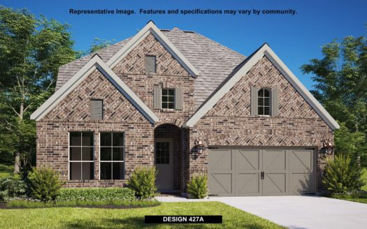 BRITTON HOMES Castle Hills 50' subdivision 3700 SIR KELLY STREET Lewisville TX 75056