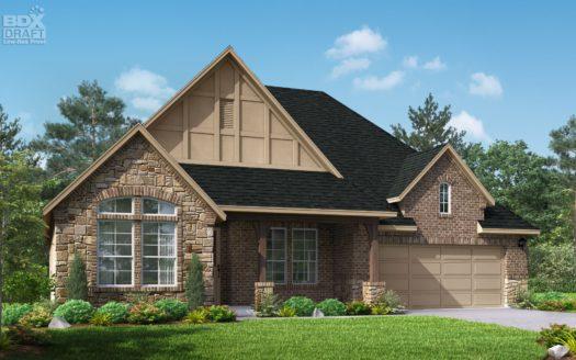 UnionMain Homes Park Trails subdivision 129 Joshua Tree Court Forney TX 75126