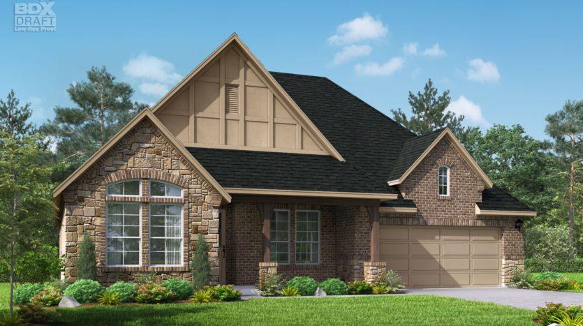 UnionMain Homes Park Trails subdivision 221 Sequoia Dr. Forney TX 75126