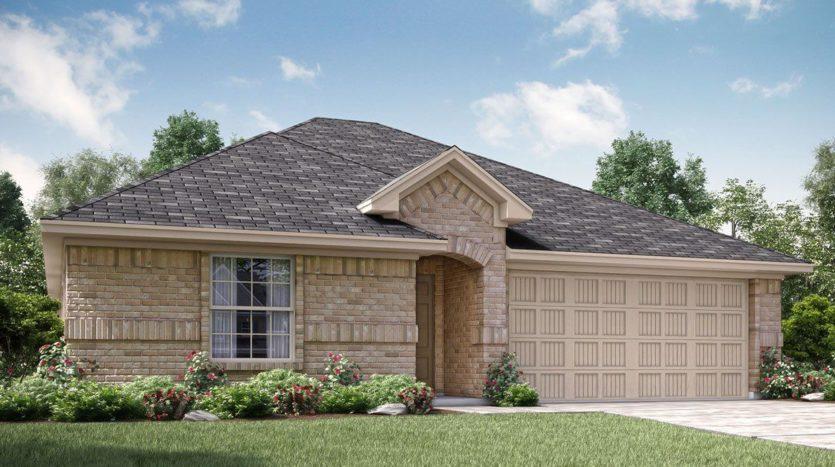 Lennar Sutton Fields Classic subdivision 5012 Wilder Avenue Celina TX 75009