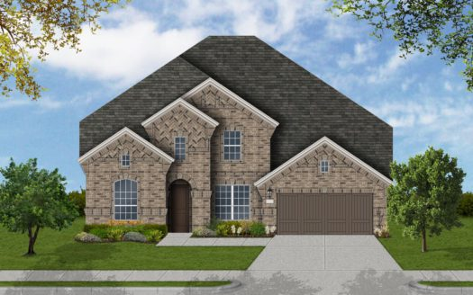 Coventry Homes Sandbrock Ranch subdivision  Aubrey TX 76227
