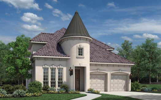 Toll Brothers Ridgeview Crossing - The Villas subdivision 2462 Electra Drive Allen TX 75013