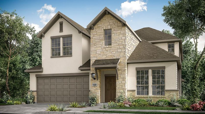 Taylor Morrison The Ridge at Northlake subdivision 1101 Orchard Pass Northlake TX 76226