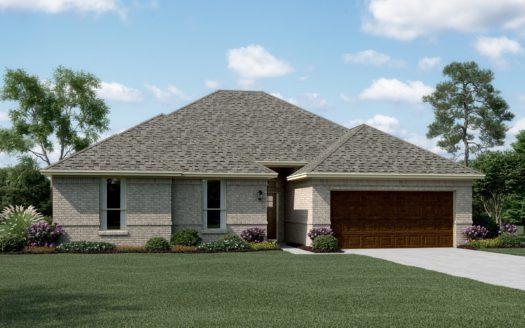 K. Hovnanian® Homes Ascend at Canyon Falls subdivision 1000 Coralberry Drive Northlake TX 76226