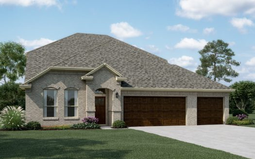K. Hovnanian® Homes Ascend at Canyon Falls subdivision 4105 Silver Lace Lane Northlake TX 76226