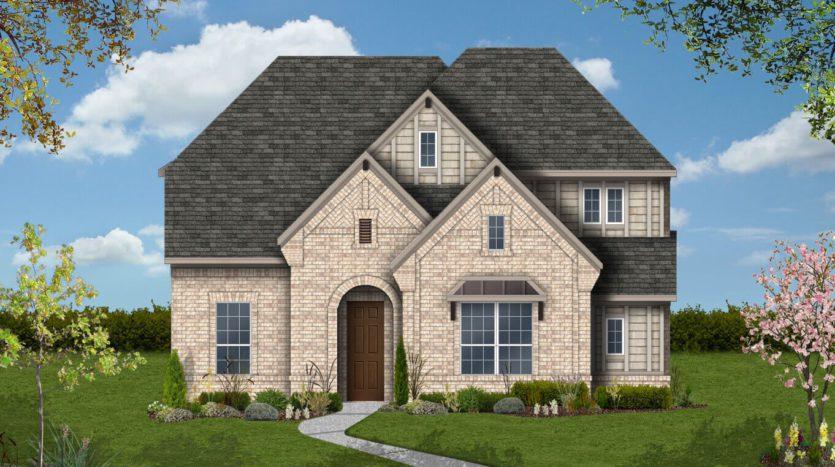 Coventry Homes Viridian Executive Series subdivision 1332 Viridian Park Ln Arlington TX 76005
