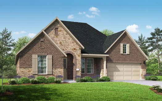 UnionMain Homes Park Trails subdivision 261 Chesapeake Dr Forney TX 75126