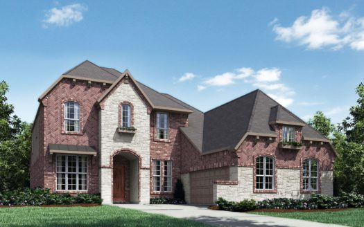 Drees Custom Homes Breezy Hill subdivision 626 Summer Oaks Drive Rockwall TX 75087