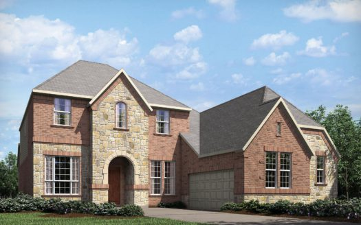 Drees Custom Homes Breezy Hill subdivision 623 Windy Ridge Lane Rockwall TX 75087