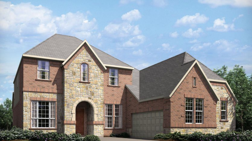 Drees Custom Homes Breezy Hill subdivision 623 Windy Ridge Lane Rockwall TX 75087