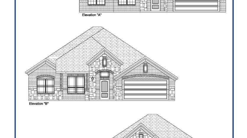 Altura Homes Eagle Ridge subdivision 333 Eagle Ridge Forney TX 75126