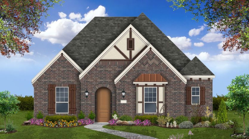 Coventry Homes Viridian Executive Series subdivision 1332 Viridian Park Ln Arlington TX 76005