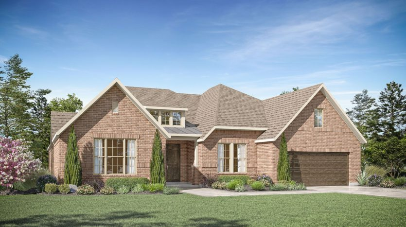 Drees Custom Homes Windsong Ranch subdivision 4451 Acacia Parkway Prosper TX 75078