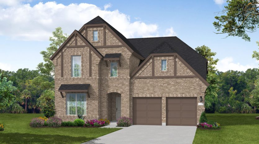 Coventry Homes The Ridge subdivision 1117 Orchard Pass Northlake TX 76226