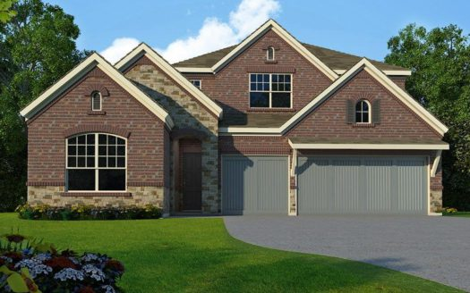 David Weekley Homes Viridian Classics subdivision 1338 Viridian Park Lane Arlington TX 76005