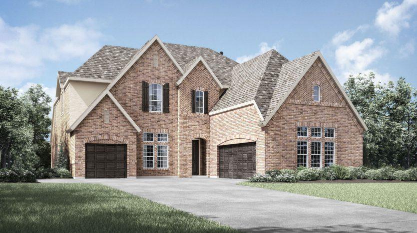 Drees Custom Homes Light Farms subdivision 3931 Hartline Hills Celina TX 75009