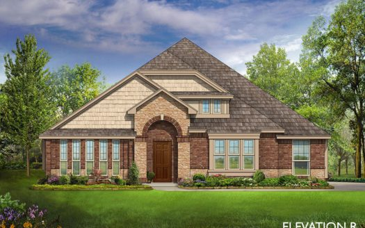 Bloomfield Homes Triple Diamond Ranch subdivision  Mansfield TX 76063
