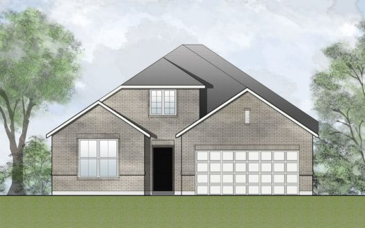 Drees Custom Homes Seventeen Lakes subdivision 4500 Duck Creek Lane Roanoke TX 76262