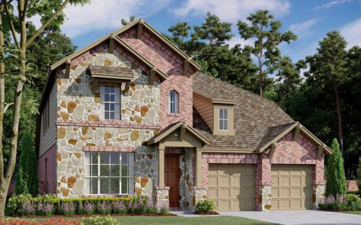 Ashton Woods Meridian at Southgate subdivision 3594 Dover Drive McKinney TX 75069