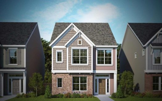 David Weekley Homes Parkside at Trinity Green - Cottages subdivision 1052 Tea Olive Lane Dallas TX 75212
