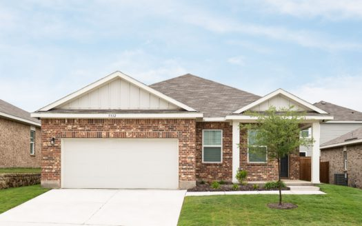 Starlight Homes Sweetwater Crossing subdivision 208 Briar Cove Anna TX 75409