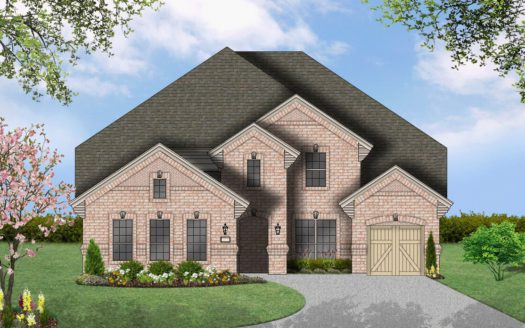 Coventry Homes Somerset subdivision 16440 Ryder Rock Rd Frisco TX 75033