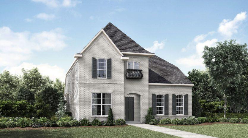 Drees Custom Homes Pecan Square subdivision 700 North Pecan Parkway Northlake TX 76226