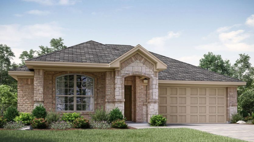 Lennar Sutton Fields Classic subdivision 5828 Pensby Drive Celina TX 75009