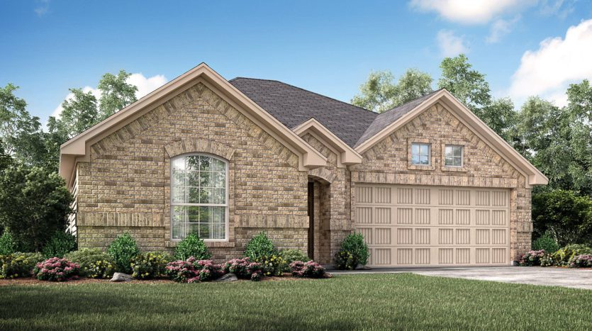 Lennar Sutton Fields Classic subdivision 5809 Priory Drive Celina TX 75009