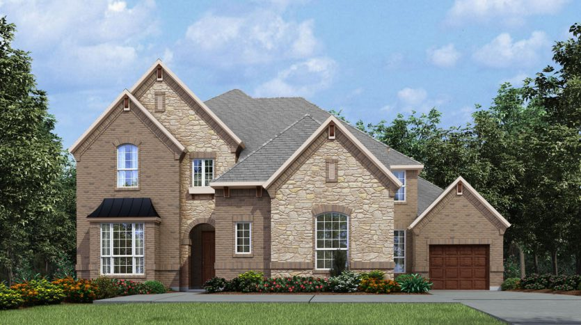 Drees Custom Homes Windsong Ranch subdivision 4450 Acacia Parkway Prosper TX 75078