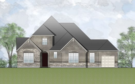 Drees Custom Homes Windsong Ranch subdivision Acacia Parkway Prosper TX 75078