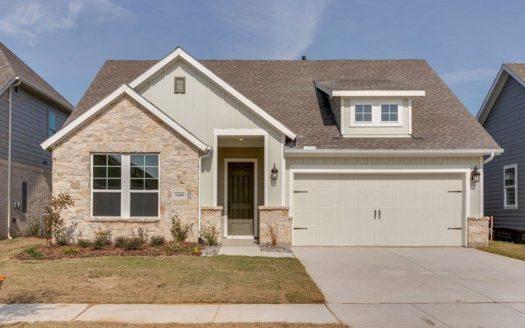 David Weekley Homes Pecan Square subdivision 608 Swift Street Northlake TX 76247