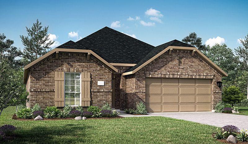 UnionMain Homes Park Trails subdivision 212 Chesapeake Drive Forney TX 75126