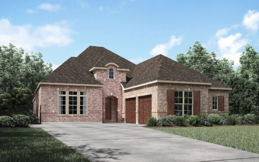 Drees Custom Homes Viridian - Elements subdivision 4718 Beaver Creek Drive Arlington TX 76005