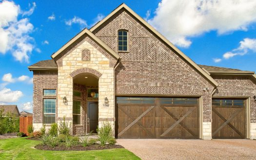 Chesmar Homes Trinity Falls subdivision 805 Lost Woods Way McKinney TX 75071
