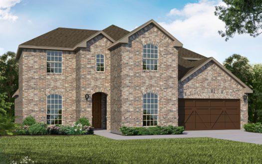 American Legend Homes Canyon Falls - 60s subdivision 4113 Silver Lace Lane Northlake TX 76226