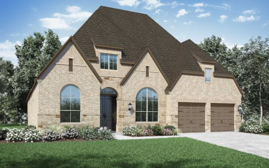 Highland Homes Sandbrock Ranch: Classic Series - 60ft. lots subdivision 937 Bridle Path Parkway Aubrey TX 76227