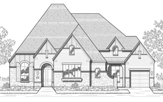 Highland Homes Wildridge: 70ft. lots subdivision 9804 Wilderness Road Oak Point TX 75068
