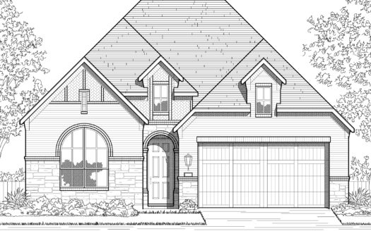 Highland Homes Union Park: Artisan Series - 50ft. lots subdivision 7020 Trailhead Street Aubrey TX 76227