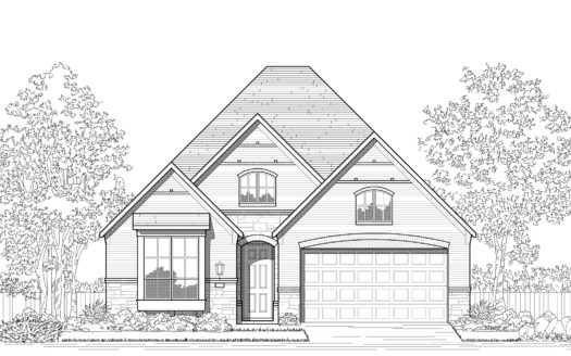 Highland Homes Union Park: Artisan Series - 50ft. lots subdivision 1145 Cottonseed Street Aubrey TX 76227
